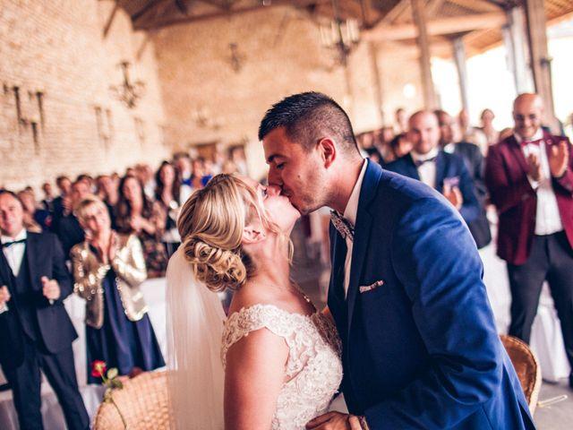 Le mariage de Huseyin et Alice à Saint-Maur, Indre 201