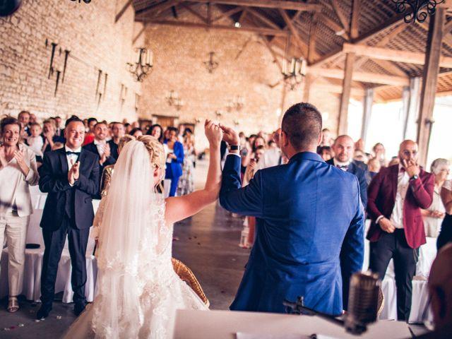 Le mariage de Huseyin et Alice à Saint-Maur, Indre 202