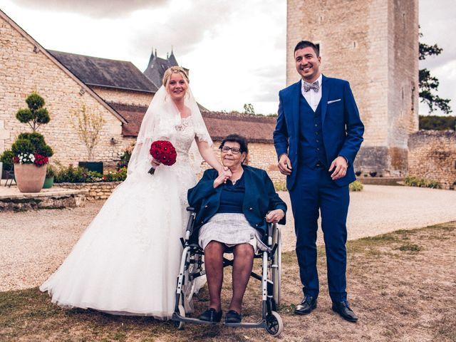 Le mariage de Huseyin et Alice à Saint-Maur, Indre 207