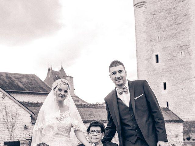 Le mariage de Huseyin et Alice à Saint-Maur, Indre 208