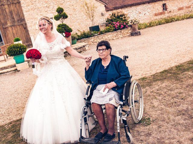 Le mariage de Huseyin et Alice à Saint-Maur, Indre 213