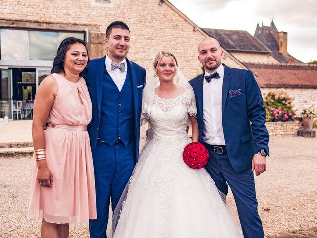 Le mariage de Huseyin et Alice à Saint-Maur, Indre 217