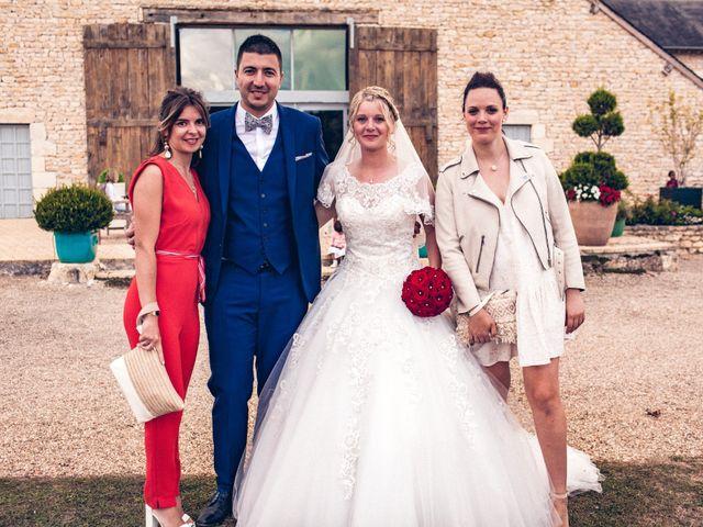 Le mariage de Huseyin et Alice à Saint-Maur, Indre 218