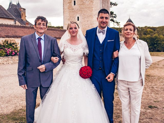 Le mariage de Huseyin et Alice à Saint-Maur, Indre 221