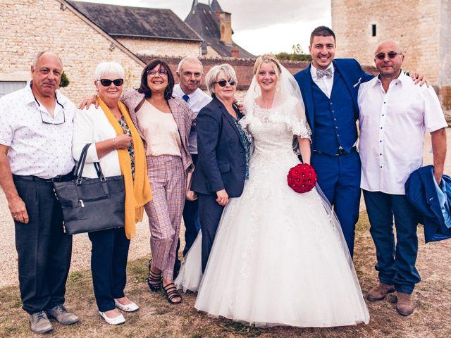Le mariage de Huseyin et Alice à Saint-Maur, Indre 224