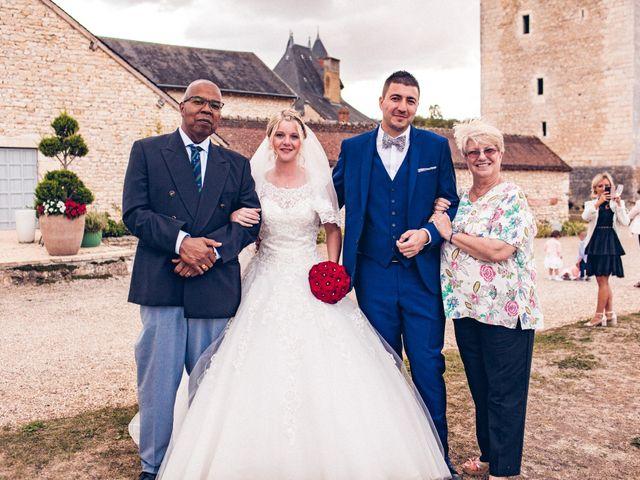 Le mariage de Huseyin et Alice à Saint-Maur, Indre 225