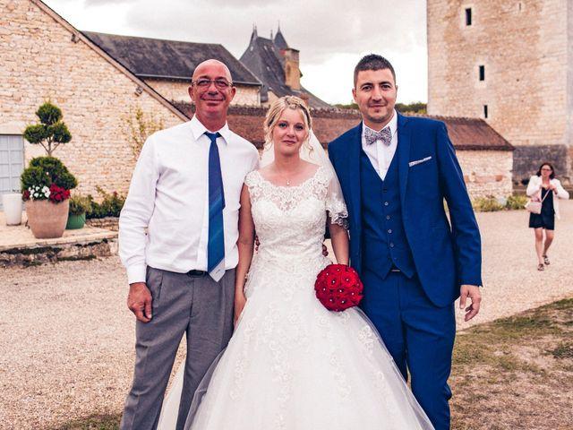 Le mariage de Huseyin et Alice à Saint-Maur, Indre 227