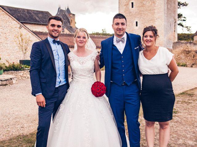 Le mariage de Huseyin et Alice à Saint-Maur, Indre 228