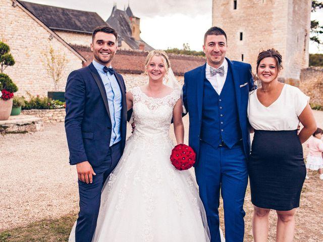 Le mariage de Huseyin et Alice à Saint-Maur, Indre 229