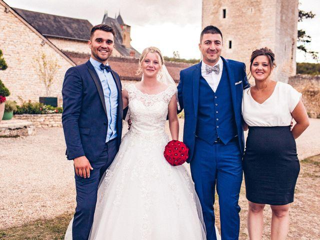Le mariage de Huseyin et Alice à Saint-Maur, Indre 230