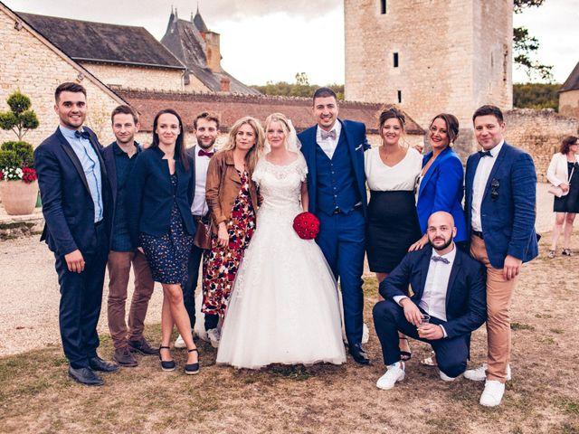Le mariage de Huseyin et Alice à Saint-Maur, Indre 231