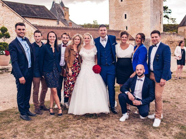 Le mariage de Huseyin et Alice à Saint-Maur, Indre 232