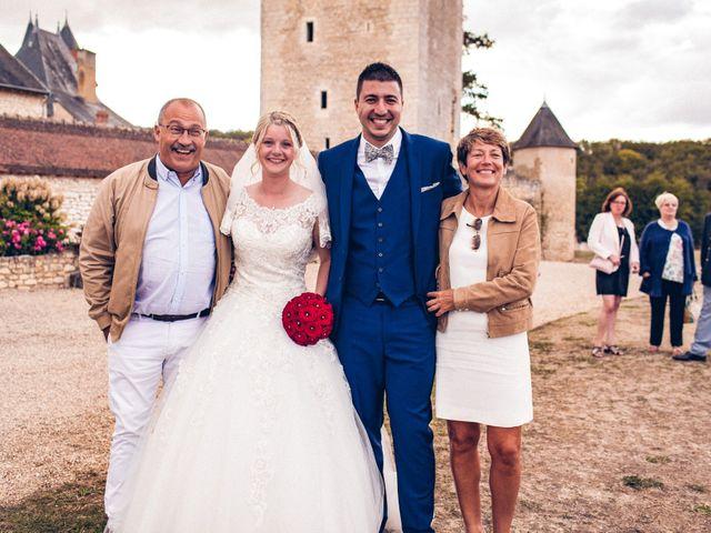 Le mariage de Huseyin et Alice à Saint-Maur, Indre 233