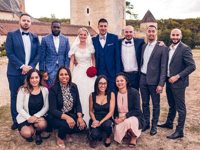 Le mariage de Huseyin et Alice à Saint-Maur, Indre 234
