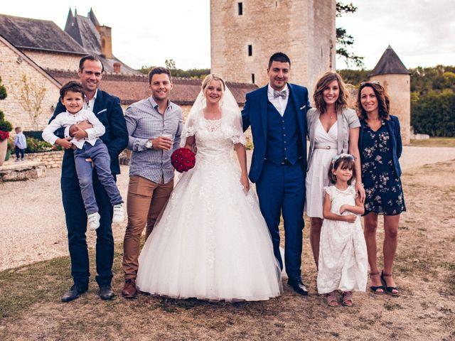 Le mariage de Huseyin et Alice à Saint-Maur, Indre 235