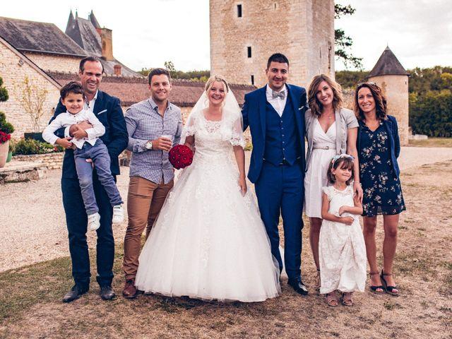 Le mariage de Huseyin et Alice à Saint-Maur, Indre 236