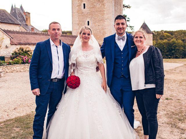 Le mariage de Huseyin et Alice à Saint-Maur, Indre 238