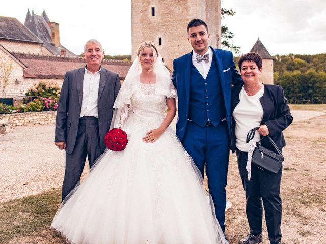 Le mariage de Huseyin et Alice à Saint-Maur, Indre 239