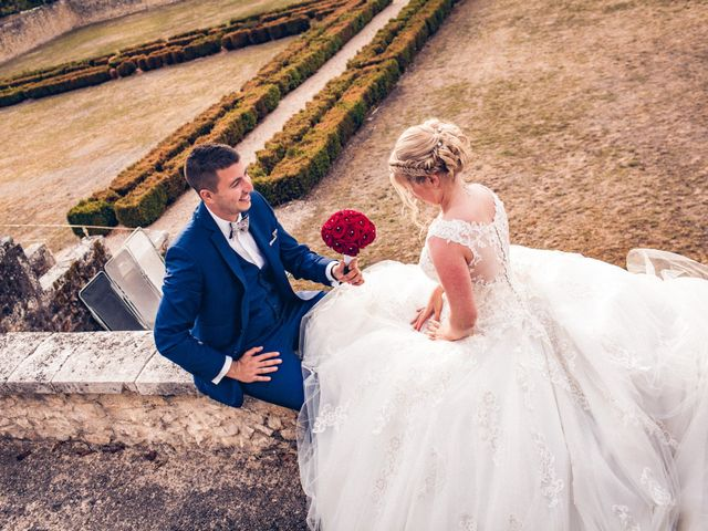 Le mariage de Huseyin et Alice à Saint-Maur, Indre 252