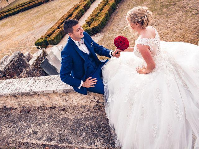 Le mariage de Huseyin et Alice à Saint-Maur, Indre 253