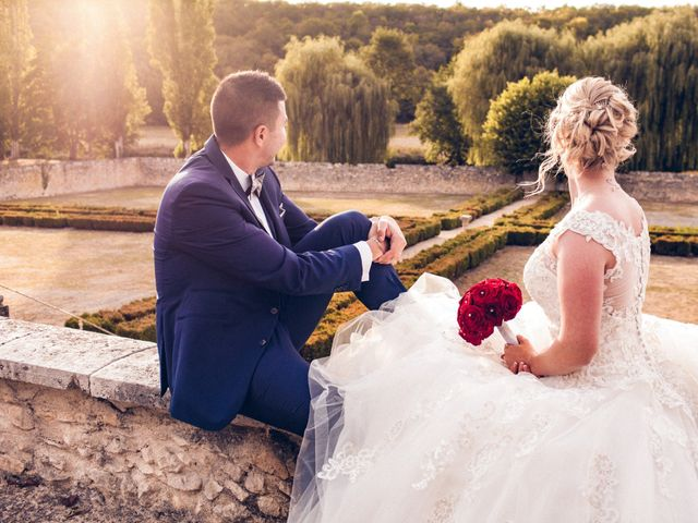 Le mariage de Huseyin et Alice à Saint-Maur, Indre 254