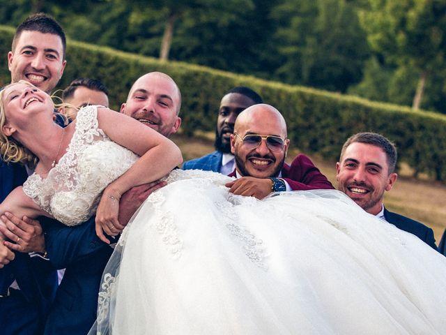 Le mariage de Huseyin et Alice à Saint-Maur, Indre 273