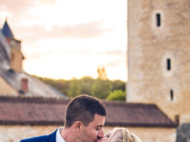 Le mariage de Huseyin et Alice à Saint-Maur, Indre 284