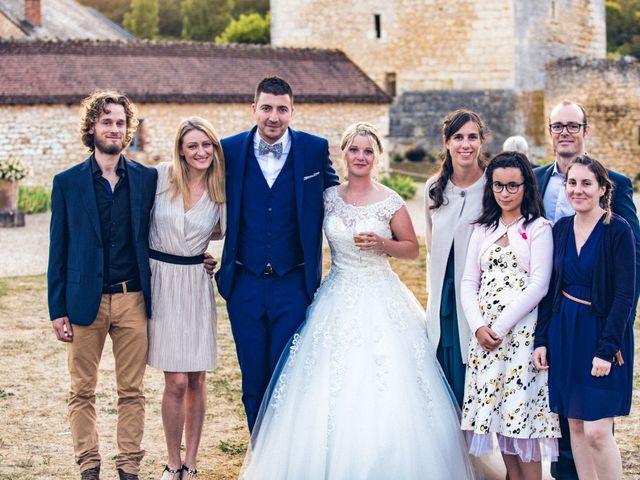 Le mariage de Huseyin et Alice à Saint-Maur, Indre 286
