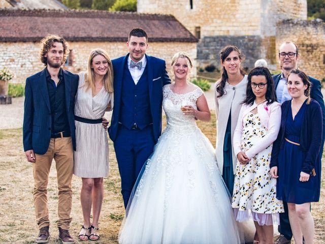 Le mariage de Huseyin et Alice à Saint-Maur, Indre 287
