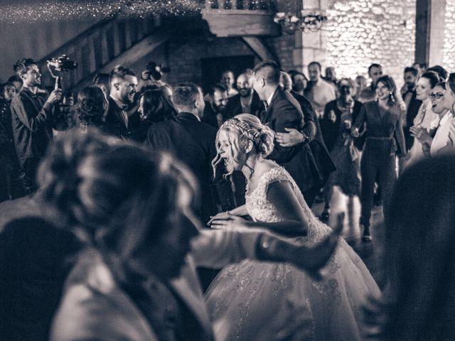 Le mariage de Huseyin et Alice à Saint-Maur, Indre 349