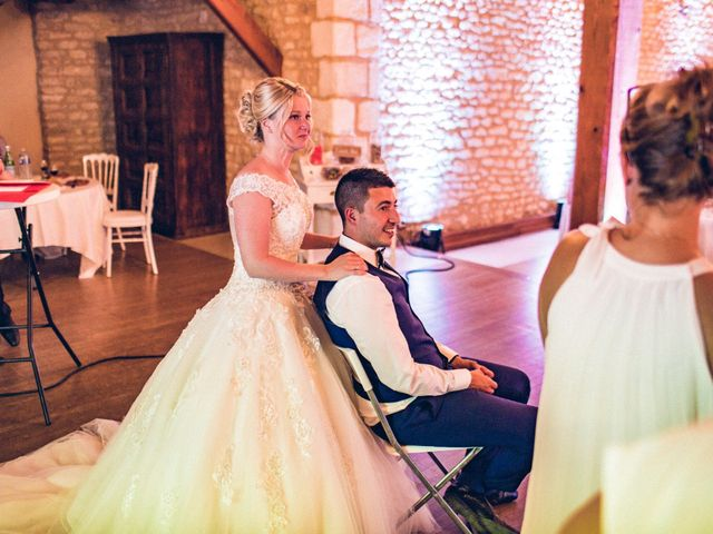 Le mariage de Huseyin et Alice à Saint-Maur, Indre 391