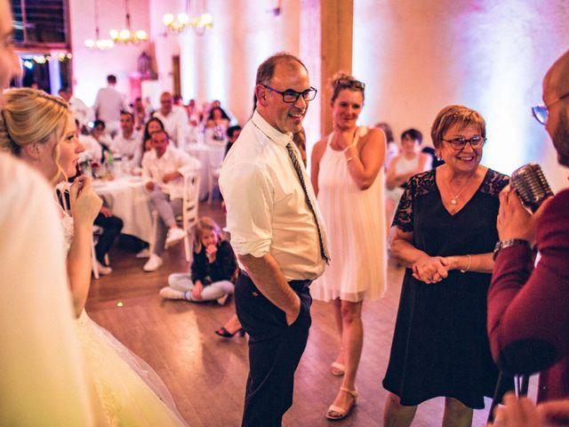 Le mariage de Huseyin et Alice à Saint-Maur, Indre 405