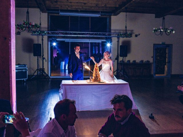 Le mariage de Huseyin et Alice à Saint-Maur, Indre 411