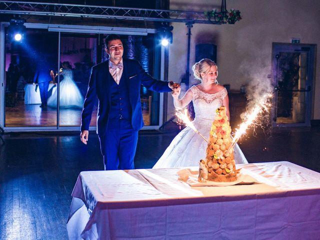 Le mariage de Huseyin et Alice à Saint-Maur, Indre 413