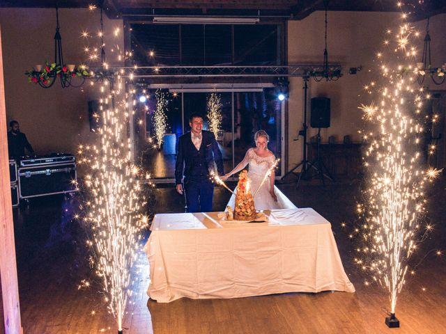 Le mariage de Huseyin et Alice à Saint-Maur, Indre 417