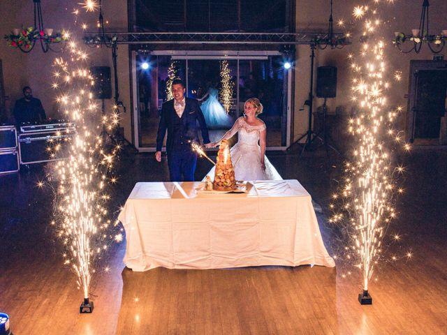 Le mariage de Huseyin et Alice à Saint-Maur, Indre 418
