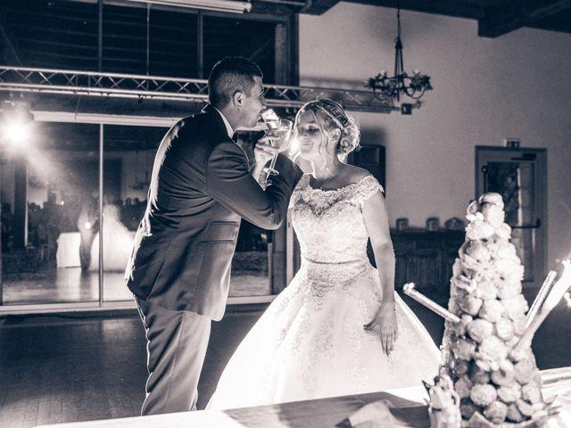 Le mariage de Huseyin et Alice à Saint-Maur, Indre 423