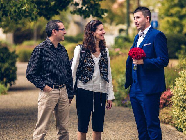 Le mariage de Huseyin et Alice à Saint-Maur, Indre 511