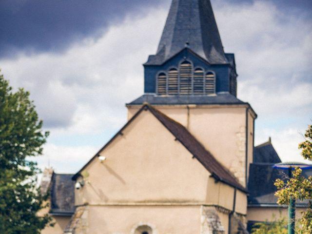 Le mariage de Huseyin et Alice à Saint-Maur, Indre 525