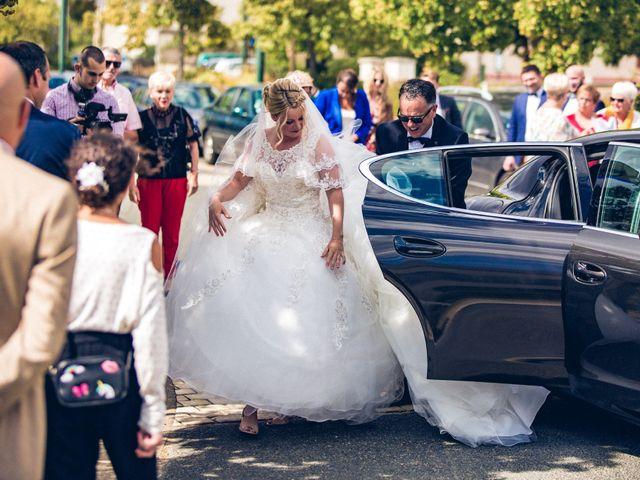 Le mariage de Huseyin et Alice à Saint-Maur, Indre 527