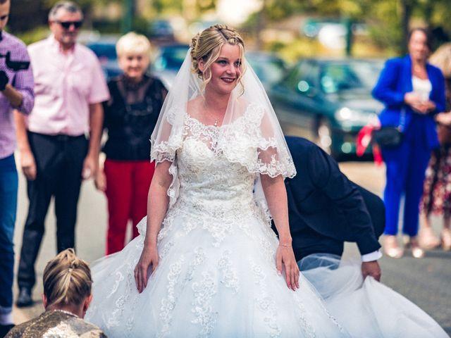 Le mariage de Huseyin et Alice à Saint-Maur, Indre 529