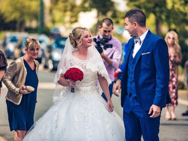 Le mariage de Huseyin et Alice à Saint-Maur, Indre 530