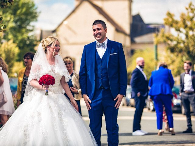 Le mariage de Huseyin et Alice à Saint-Maur, Indre 533