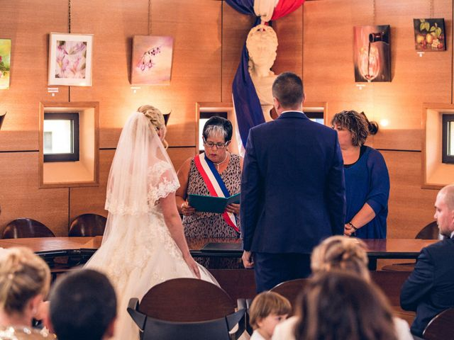 Le mariage de Huseyin et Alice à Saint-Maur, Indre 551