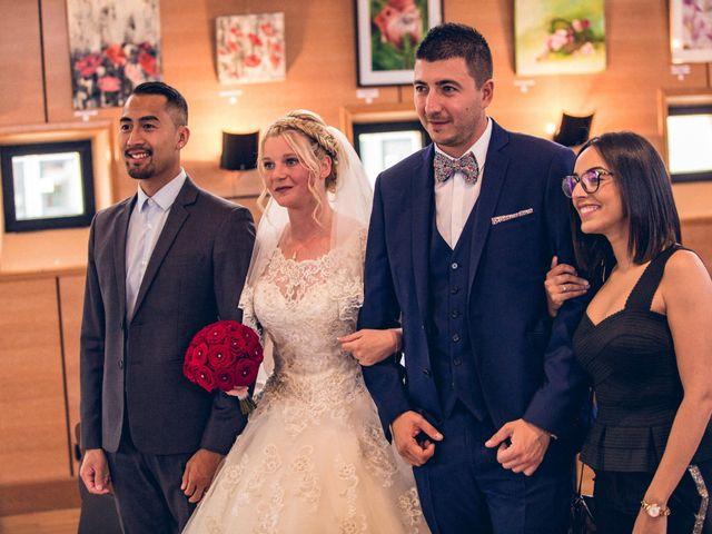 Le mariage de Huseyin et Alice à Saint-Maur, Indre 571