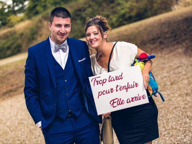Le mariage de Huseyin et Alice à Saint-Maur, Indre 582