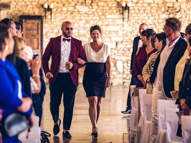 Le mariage de Huseyin et Alice à Saint-Maur, Indre 621
