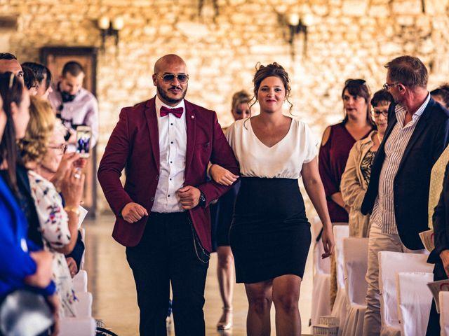 Le mariage de Huseyin et Alice à Saint-Maur, Indre 622