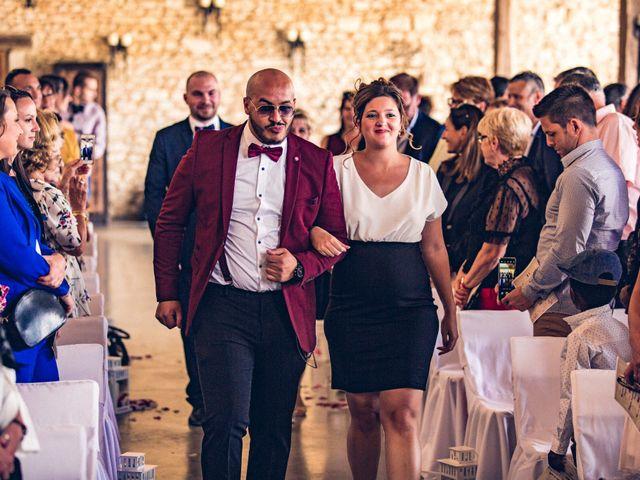 Le mariage de Huseyin et Alice à Saint-Maur, Indre 623