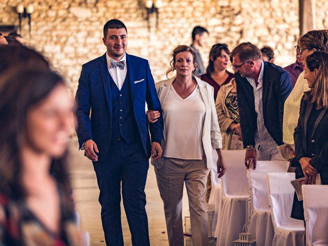 Le mariage de Huseyin et Alice à Saint-Maur, Indre 627